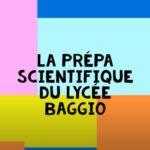 Les classes préparatoires du lycée Baggio Vidéo