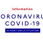 Coronavirus Covid-19 : mesures pour les écoles, collèges et lycées pour l'année scolaire 2021-2022